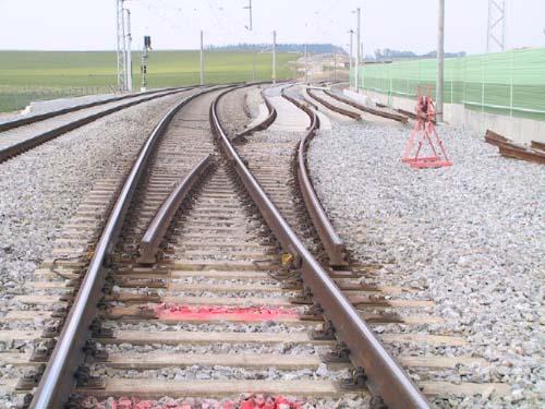Gleisbau-Welt | Weichengeometrie, Bahnhöfe, Kreuzung, Fahrkante ...